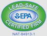 EPA Lead Safe Cetified Firm